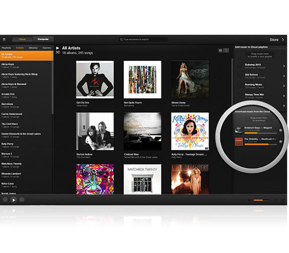 Amazon Music Player for Mac