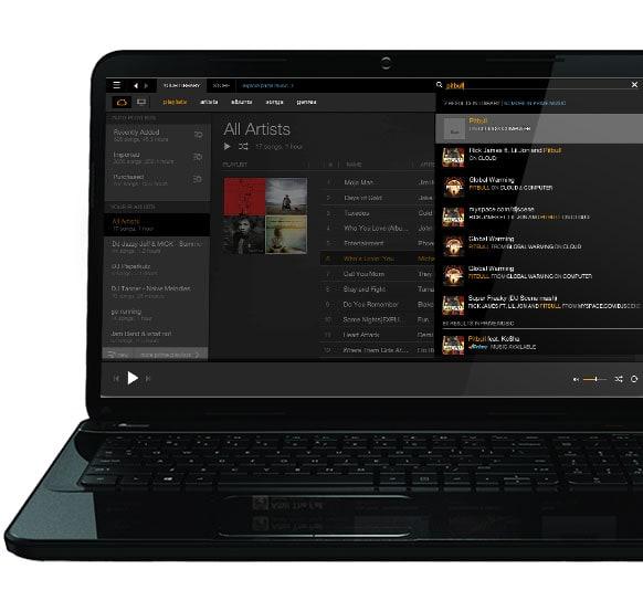 Amazon Music for Mac