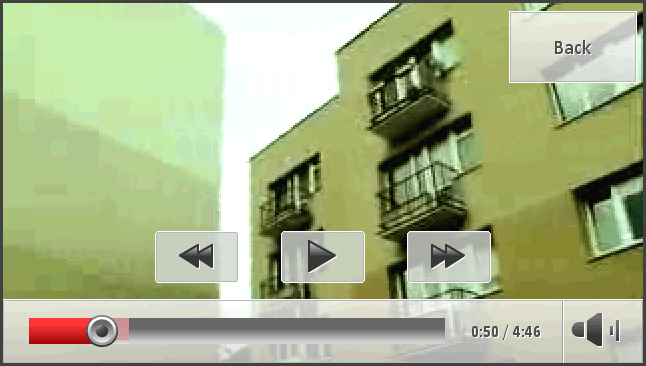 YouTube Mobile Application