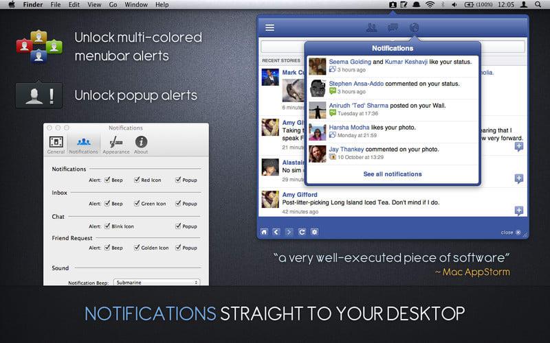 MenuTab for Facebook
