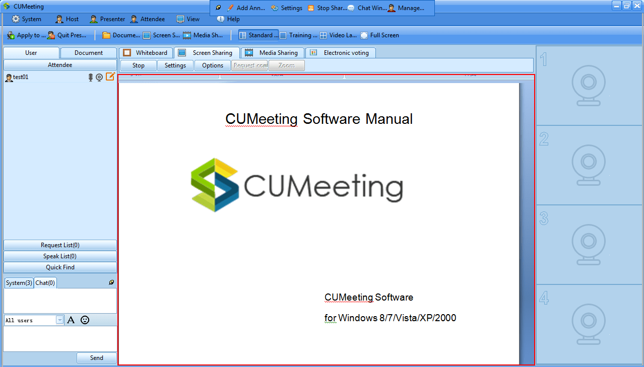 CUMeeting