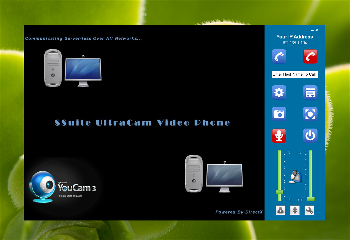 SSuite UltraCam Video Phone