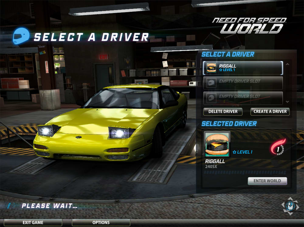 D Car Racing Games Need For Speed