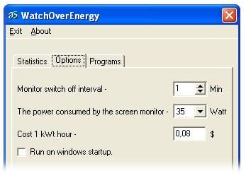 WatchOverEnergy