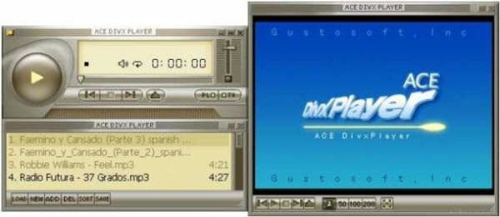 Ace DivX Player