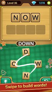 Word Link - Christmas Theme