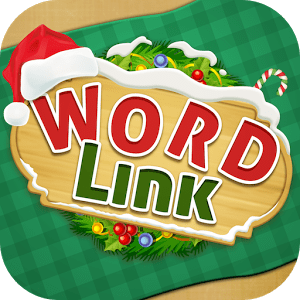 Word Link - Christmas Theme