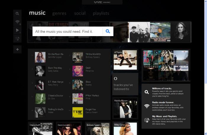 Vye Music