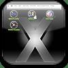 Zlauncher Mac OS theme
