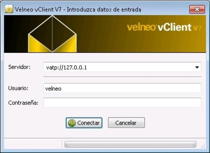 Velneo vClient V7