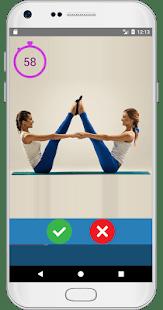 Yoga Challenge App