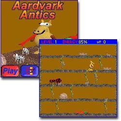 Aardvark Antics