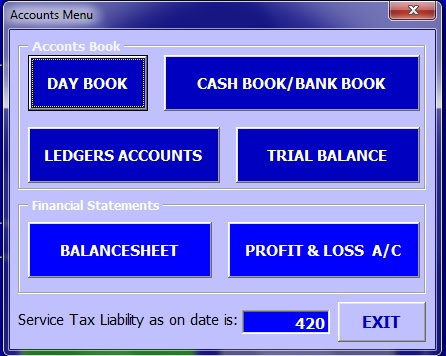 ABCAUS Excel Accounting Template Download - Free excel invoice software for service business