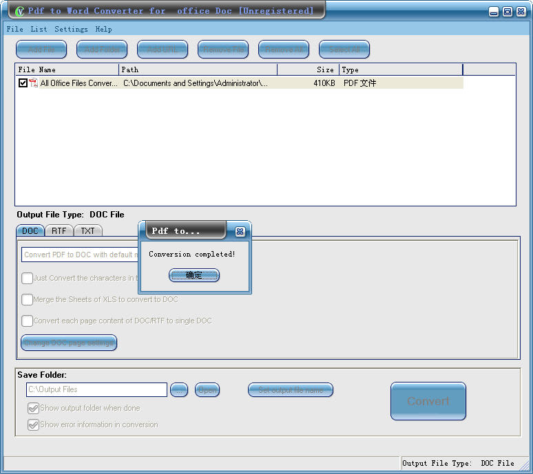 Free Pdf To Word Converter Download: Free PDF To Word Doc Converter