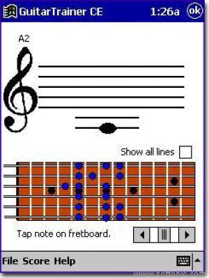 GuitarTrainer CE