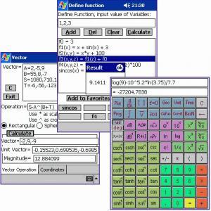 Free Scientific Calculator