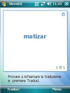 SlovoEd Compact Italian-Spanish & Spanish-Italian dictionary