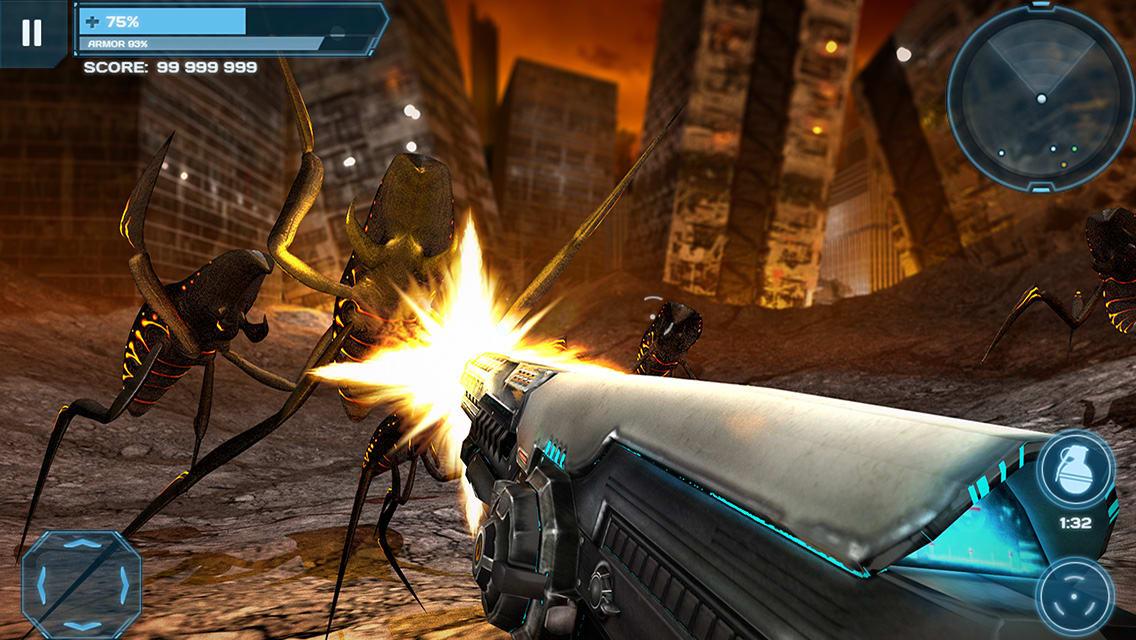 Combat Trigger: Modern Dead 3D