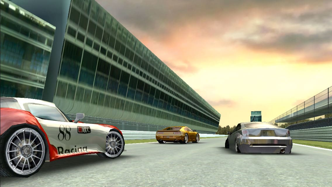 Real Car Speed Need For Racer For Android Download