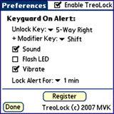 TreoLock