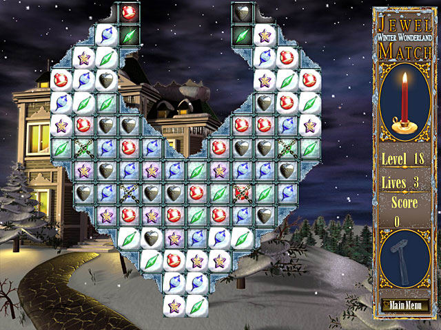 Jewel Match - Winter Wonderland