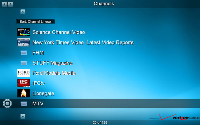 VeohTV Player