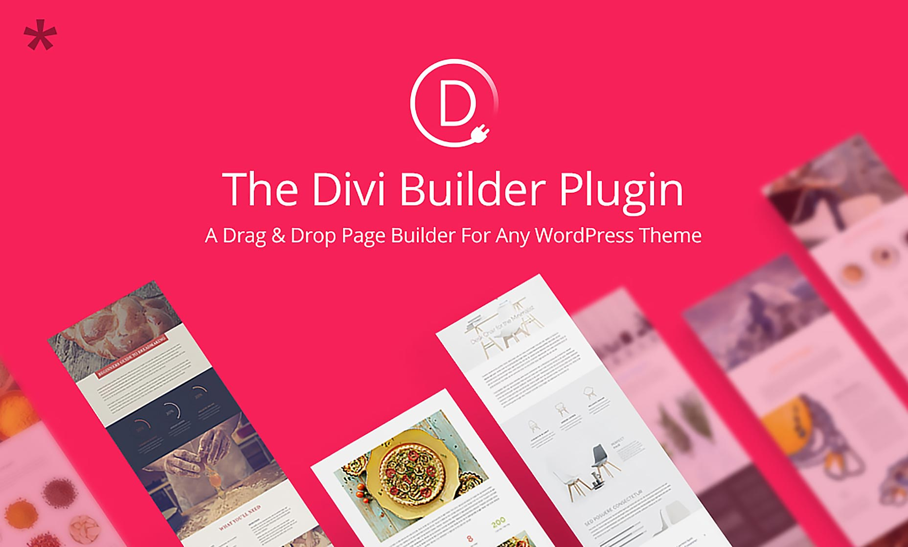 Divi Builder - Plugin for Wordpress