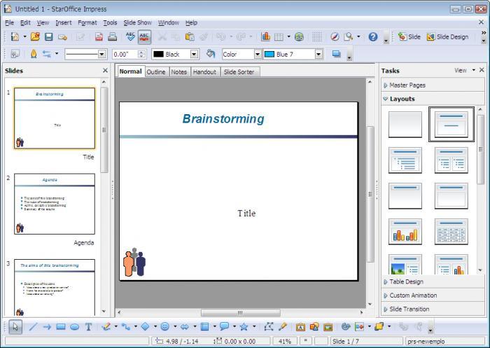 StarOffice Suite