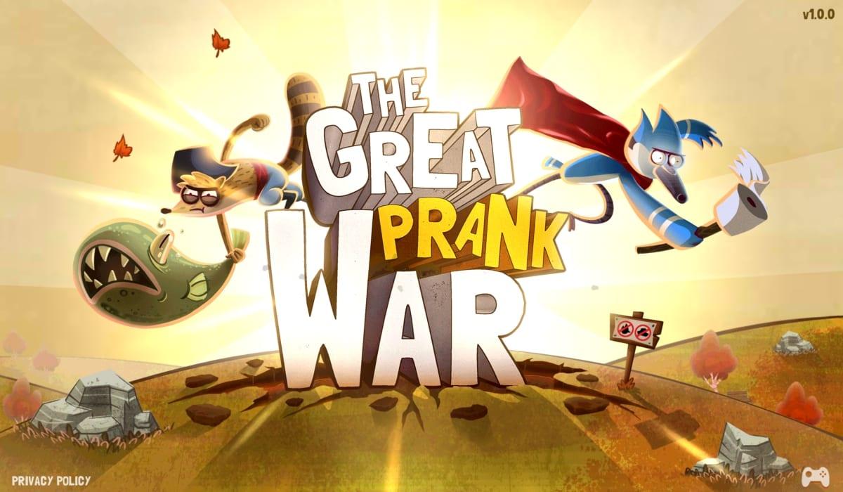 The Great Prank War