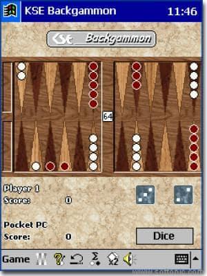 KSE Backgammon
