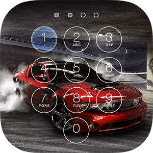 Car Lock Screen HD 1.0