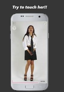 Pocket Girl Asian PRO  Virtual Girl Simulator
