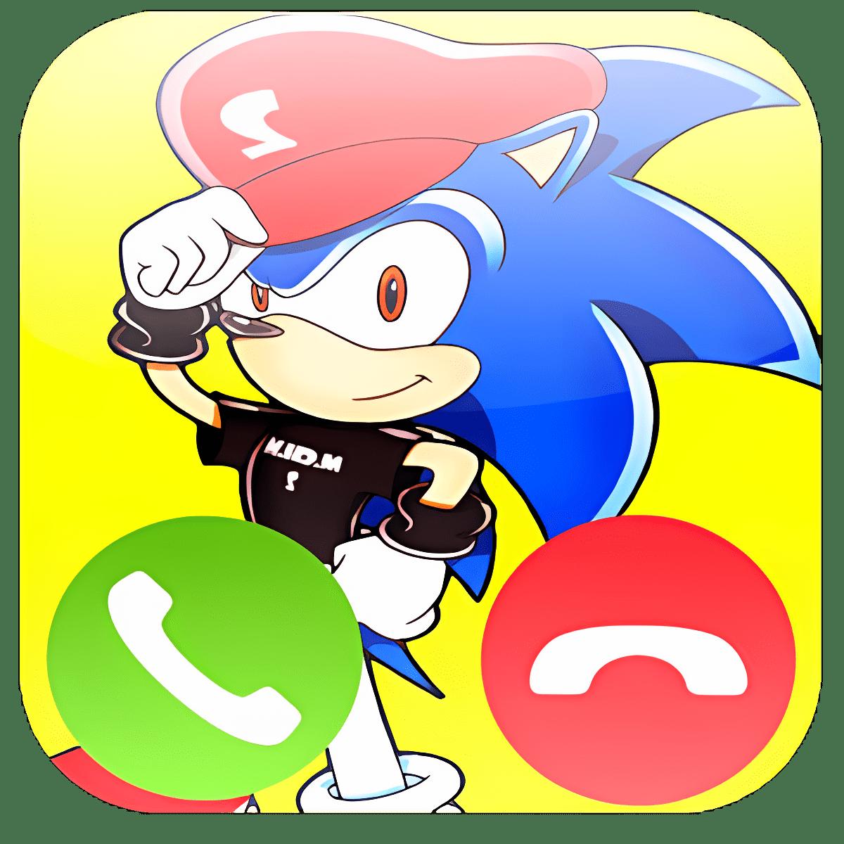sonic call prank