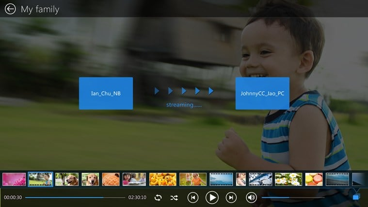 PowerDVD Mobile pour Windows 10
