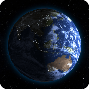 Earth 3D Live Wallpaper