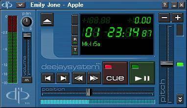 Deejaysystem Mk-I