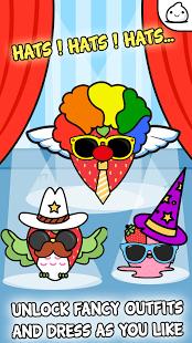 Strawberry Evolution Clicker