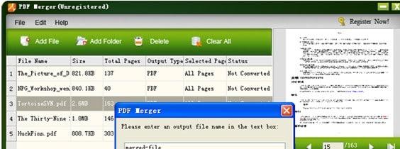 iStonsoft PDF Merger
