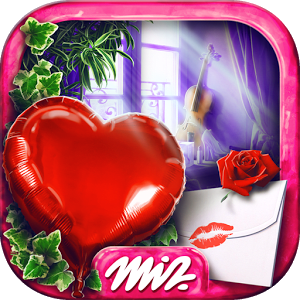 Hidden Objects - Secret Love Varies with device