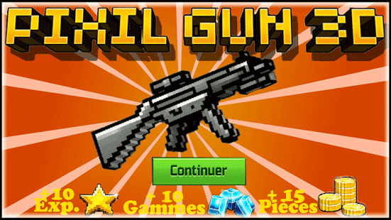 Guide For Pixel Gun 3D