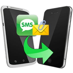 Backuptrans Android SMS + MMS to iPhone Transfer