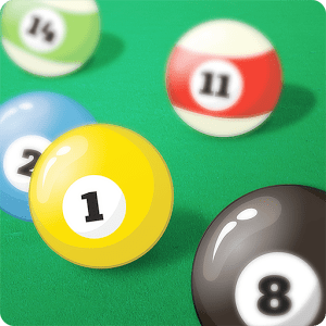 Pool Billiards Pro 8 Ball Game