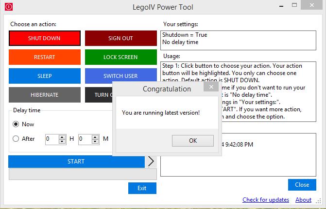 LegoIV Power Tool