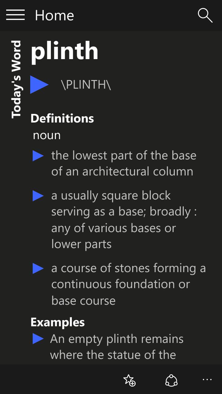 Diurnal Word