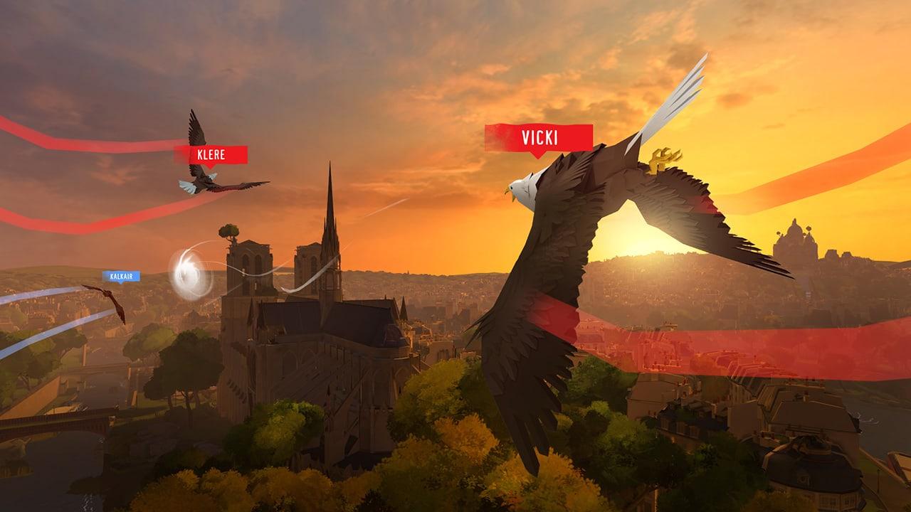 Eagle Flight PS VR PS4