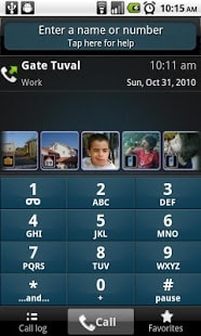 TAKEphONE contacts dialer