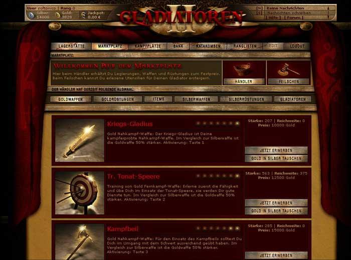 Gladiatoren II