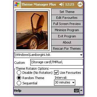 Theme Manager Plus