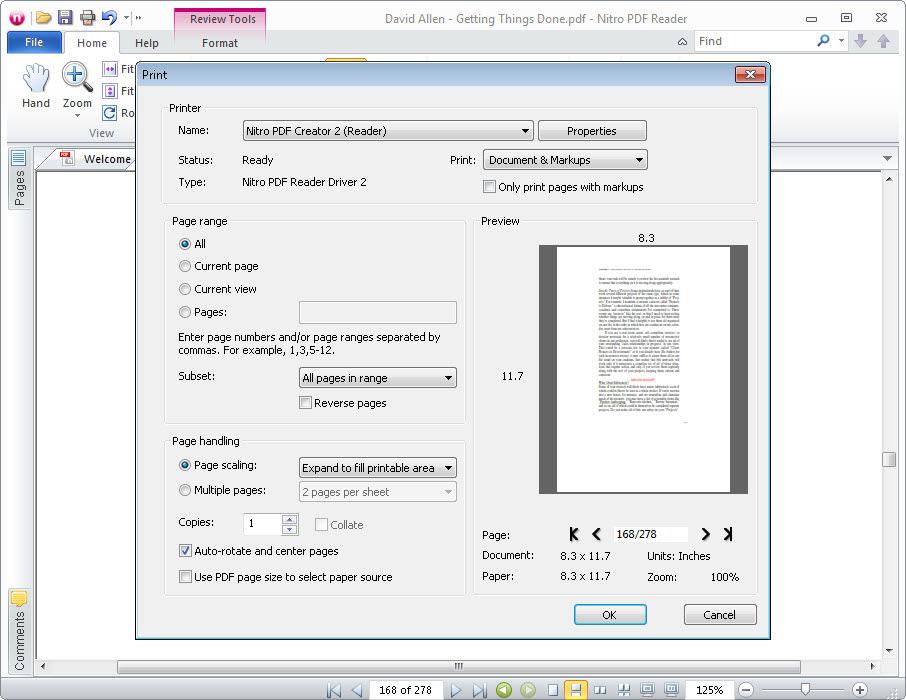 Nitro pdf на русском языке скачать бесплатно