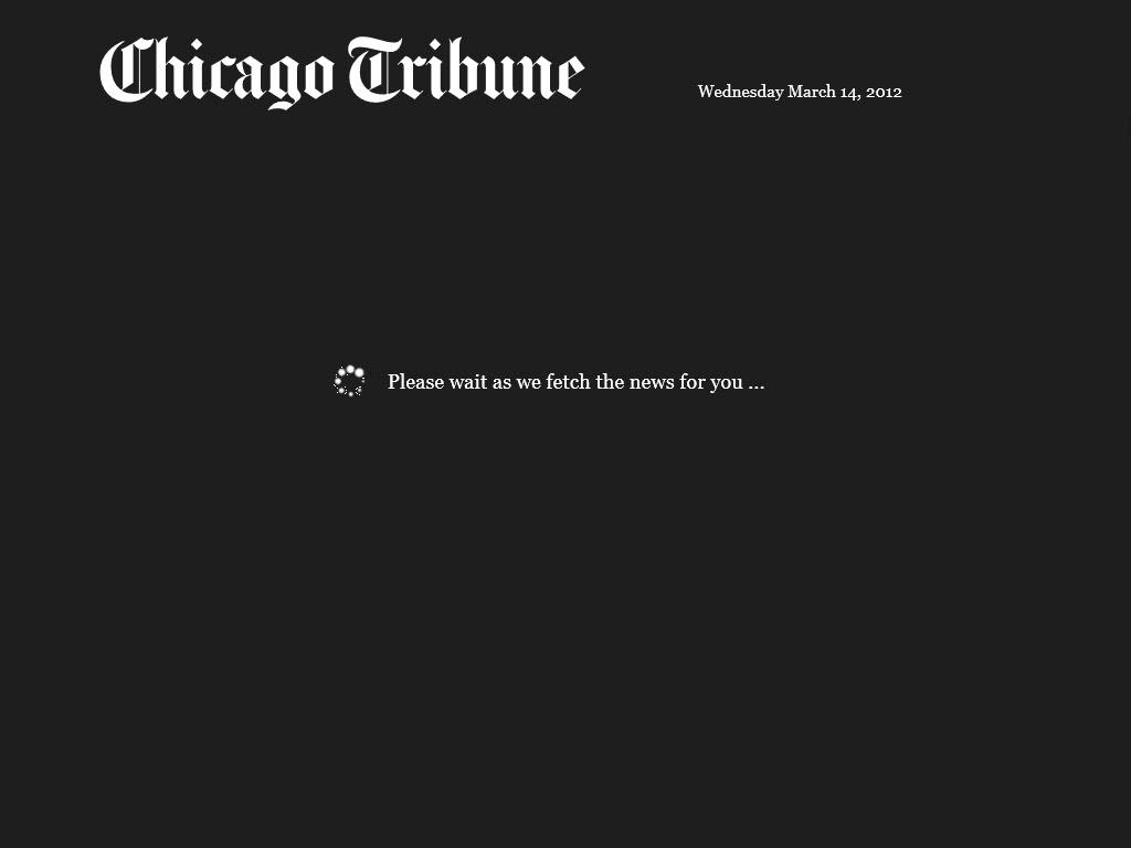 Chicago Tribune for Windows 10